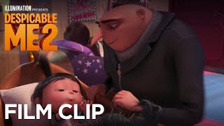 "Despicable Me 2 - Clip: ""Never get older"" - Illumination"