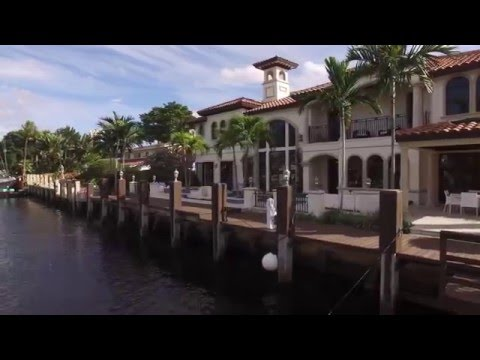 Coral Ridge Deepwater Estate Fort Lauderdale, Florida - 2829 NE 24th Place