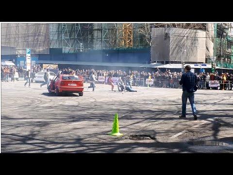 BMW E36 DRIFT CRASH/Авария во время дрифта (Неудачный Дрифт) Վրաերթ դրիֆտի ժամանակ