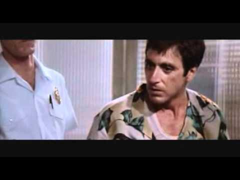 Tony Montana - Scarface - You A Communist!