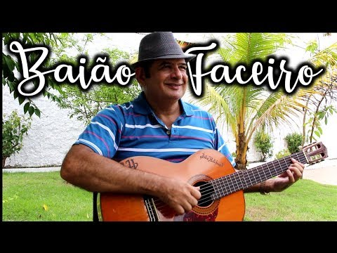 Baião Faceiro  Brazilian Fingerstyle Guitar - Júlio Hatchwell