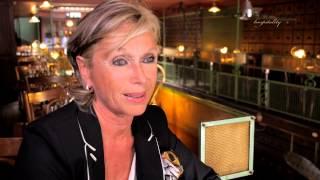 Le vin pour passion, rencontre avec Madeleine de Ryhon Restaurant La Quincaillerie Bruxelles