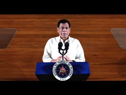'If My Plane Explodes Ask the CIA': Philippine President