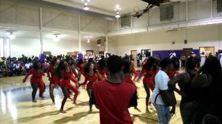 fadd dance team macon georgia