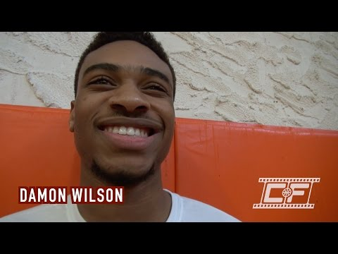 Damon Wilson Interview @ Big Strick Classic