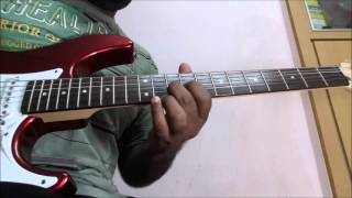 Katril varum Geethame song 3 from Orunaal oru kanavu on Guitar