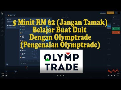 Cara menghasilkan uang setiap minggu di platform Olymp Trade