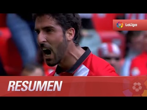 Resumen: Athletic – Celta 1-5-2016
