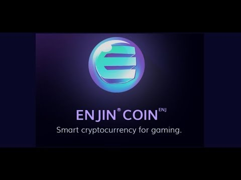 Enjin Coin (ENJ) ICO Review - Smart Cryptocurrency for Gaming