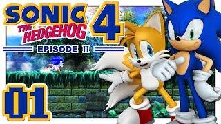 Sonic The Hedgehog 4: Episode II - We