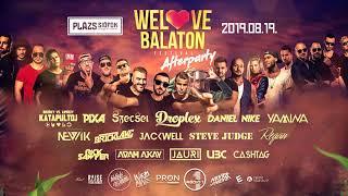 DJ SZECSEI - 2019.08.19. - WeLove Balaton, Siófok | Minimal Techno & Minimal House | G - House