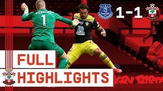 Highlights: Everton 1-1 Southampton   Premier League