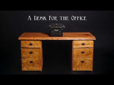 A Desk for the Office