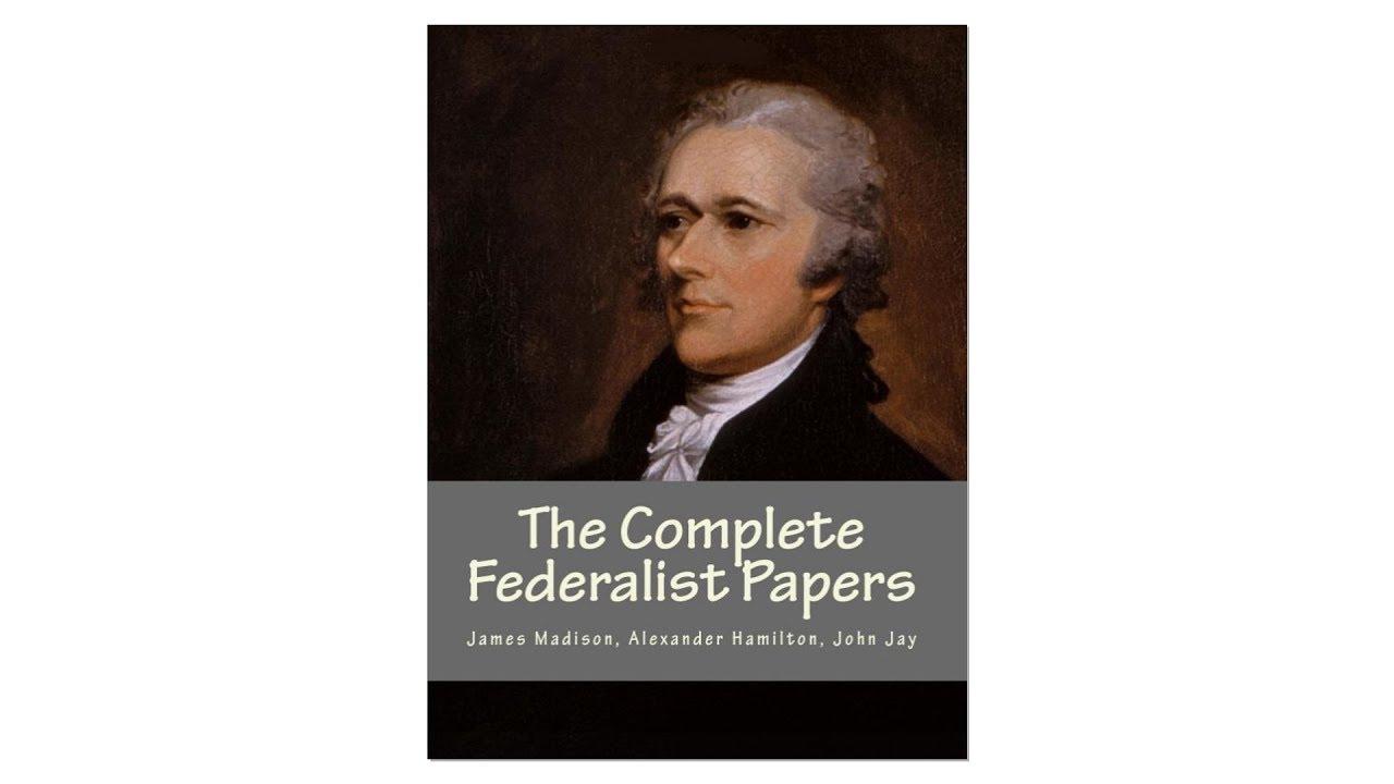 Federalism essays