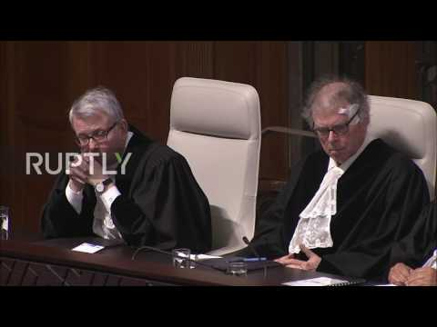 Netherlands: Russia 'twisting the law and distorting the facts' - Ukraine retorts at ICJ