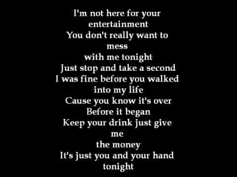 Pink - U and Ur hand Lyrics