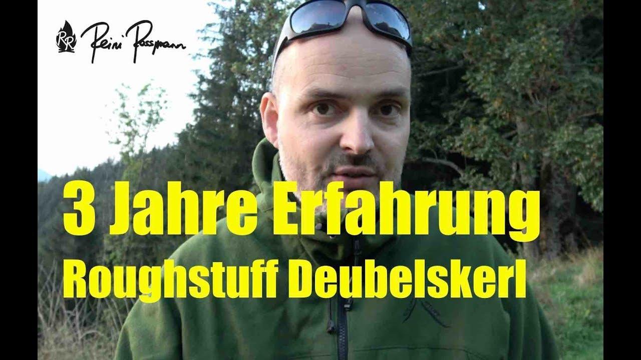 Download Roughstuff Deubelskerl: 3 Jahre Erfahrung und Test