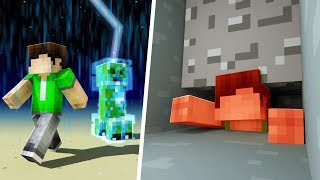 20 Unlucky Things that Can Happen to You in Minecraft!