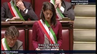 VIRGINIA RAGGI Sindaca di Roma Capitale