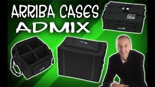 Arriba Cases  AdMix Series  Photo Booth Printer Bag  Uplight Bag