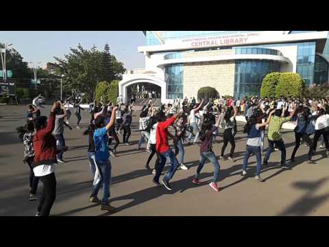 FLASH MOB MBBS BVDU SANGLI PART 1