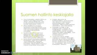 Suomen hallinto keskiajalla