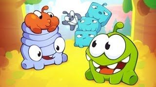 Cut the Rope 2: Chapter 4 City Park - All Levels Walkthrough [3 STAR] 4-1 to 4-24