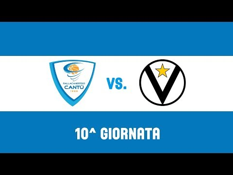 10^Giornata: Red October Cantù - Segafredo Virtus Bologna 94-87