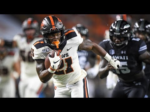 Oregon State Beavers - Beavers regroup after letting one slip away in Hawai'i