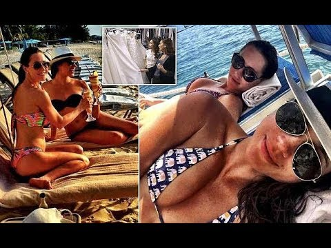 Instagram photos show Meghan Markle on Italian holiday before she was engaged to Prince Harry