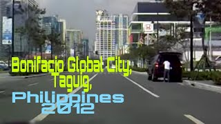 THE FORT BONIFACIO GLOBAL CITY Taguig City,PHILIPPINES2012