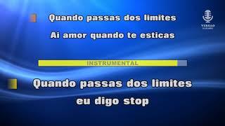 ♫ Demo - Karaoke - MEDLEY MÚSICA POPULAR PORTUGUESA - Função Públika