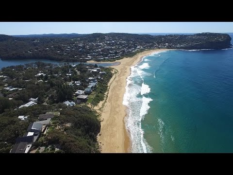 Copacabana & Macmasters beach  I  4K  I  Aerial cinematography
