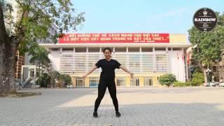 [RAINBOW CLUB] Hướng dẫn Bài Ca Sinh Viên Flashmob
