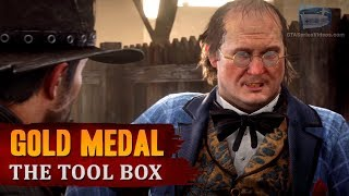 Red Dead Redemption 2 - Mission #100 - The Tool Box [Gold Medal]