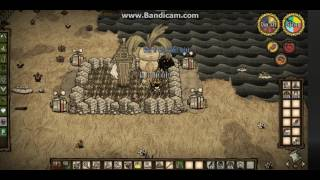 Don't starve base tour. Day 331 with Wilson