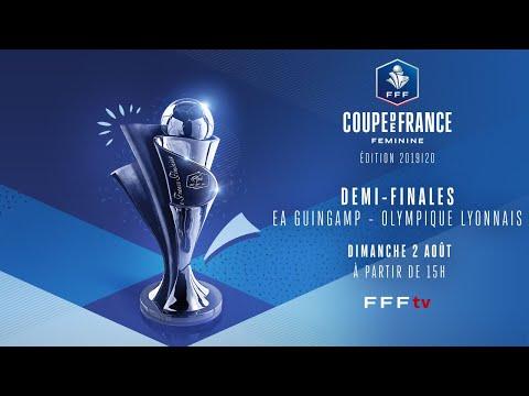 1/2 finales, EA Guingamp - Olympique Lyonnais, dimanche 2 août à 15h !
