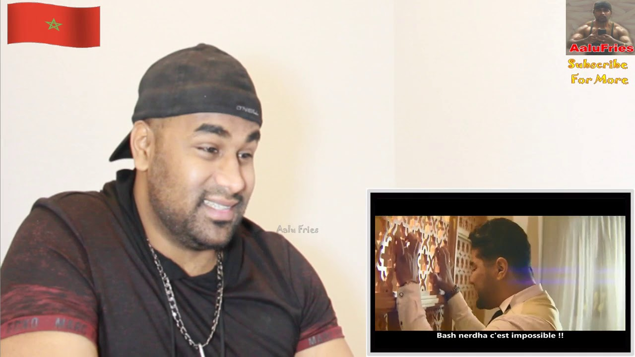 Farid Ghannam - Belgana | (فريد غنام - بلڭانة (فيديو كليب حصري | INDIAN REACTION TO MORCCON MV