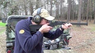 Folding M6 Scout Survival Rifle .22LR/.410