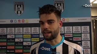 Video Gol Pertandingan Heracles vs FC Twente