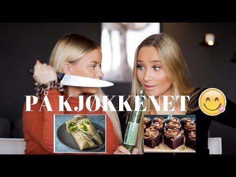 PÅ KJØKKENET - Sunn lunsj & digg kake (A)