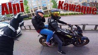 Polizei Unsinn mit Alpi und Kawakuh 😆