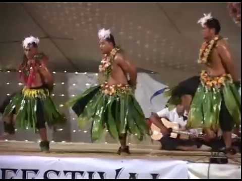 Tongan Warrior Mako Dance