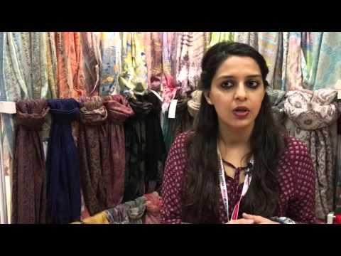 India exhibitors at Global Sources Fashion stress craftsmanship