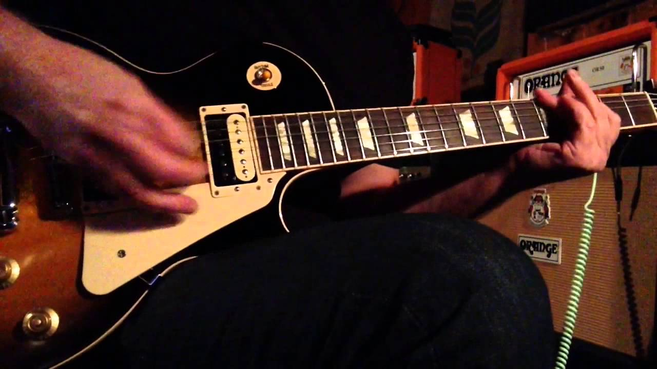 Gibson Les Paul 50's Wiring, Seymour Duncan APH-2s Alnico