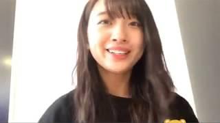 2019年4月9日 火曜日 渡邉幸愛(SUPER☆GiRLS)