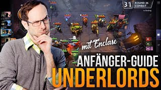 Dota Underlords: Anfänger Guide (mit Enclase)