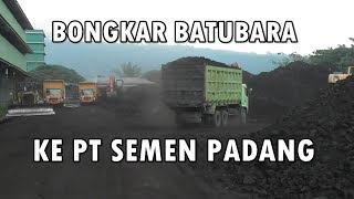 Download lagu MENGIKUTI PERJALANAN TRUK BATUBARA BONGKAR MUATAN KE PT SEMEN PADANG