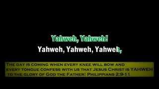 YAHWEH Ronke Adesokan feat. Nathaniel Bassey JoshWEBS Lyrics