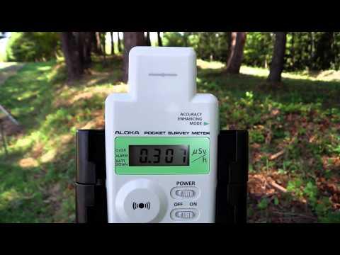 群馬の放射線測定・沼田市21世紀の森その5